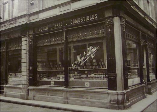 Afbeeldingsresultaat voor oude ah winkel